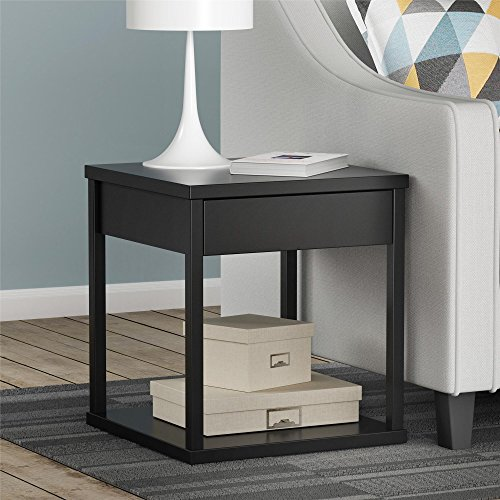 black end table - 7