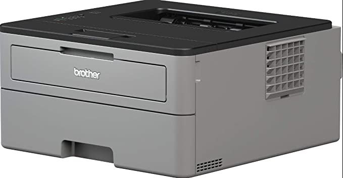 Impresora láser Brother (Certificado y reacondicionado) Hellgrau ...