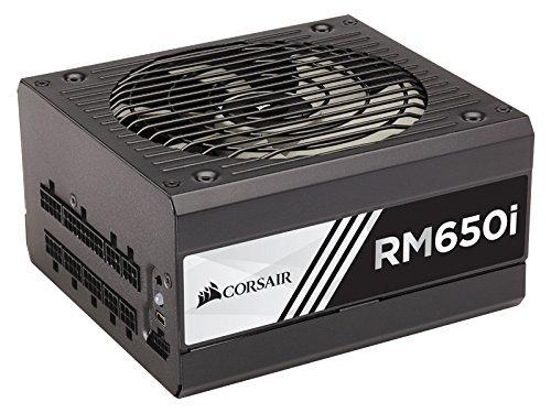 Corsair RMi Series, RM650i, 650 Watt, 80+ Gold Certified, Fully Modular - Digital Power Supply (Renewed)