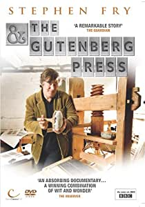 Stephen Fry & the Gutenberg Pr