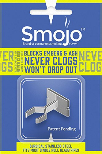 Smojo Permanent Smoking Screen (Regular Single Pack)