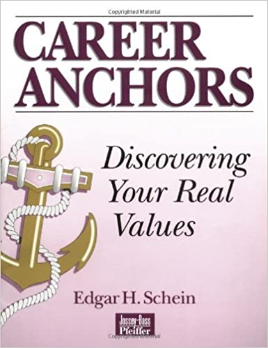 Image result for edgar schein career anchors book