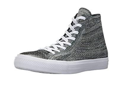 d49a63861ed Image Unavailable. Image not available for. Color  Converse Chuck Taylor  All Star X Nike Flyknit Hi