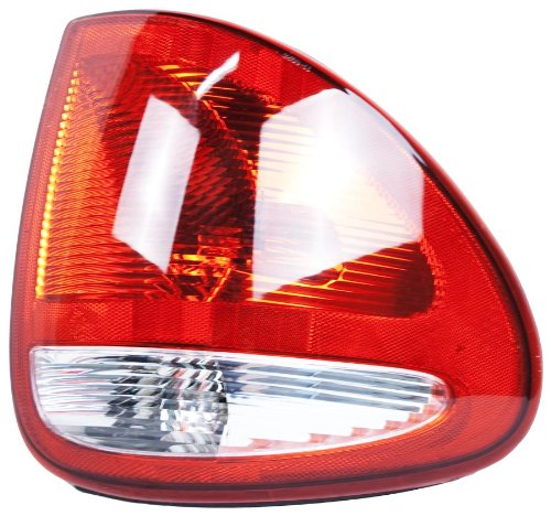 OE Replacement Chrysler Town & Country/Dodge Caravan Driver Side Taillight Assembly (Partslink Number CH2800157) ()