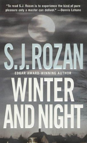 Winter and Night: A Bill Smith/Lydia Chin Novel (Bill Smith/Lydia Chin Novels Book 8)