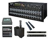 PreSonus StudioLive RML32AI Rack Mixer + CS18Ai Controller + SKB Cases + Furman