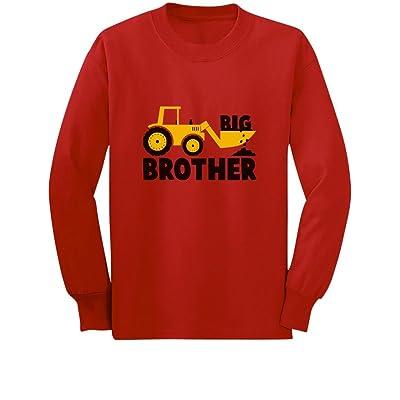 Little Brother Gift for Dinosaur Loving Boys Toddler//Infant Kids T-Shirt