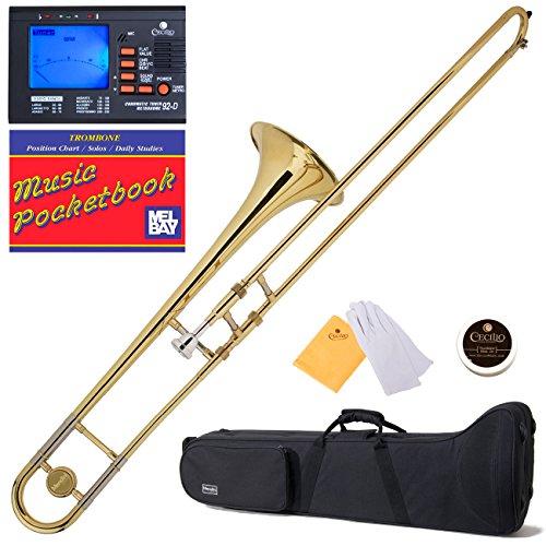 mendini-mtb-l-lacquer-b-flat-tenor-slide-trombone-gold