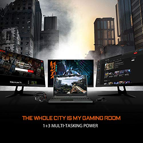 AORUS 15G (YB) Performance Gaming Laptop, 15.6-inch FHD 300Hz IPS, GeForce RTX 2080 Super Max-Q, 10th Gen Intel i7-10875H, 16GB DDR4, 1TB NVMe SSD (AORUS 15G YB-8US6150MH)