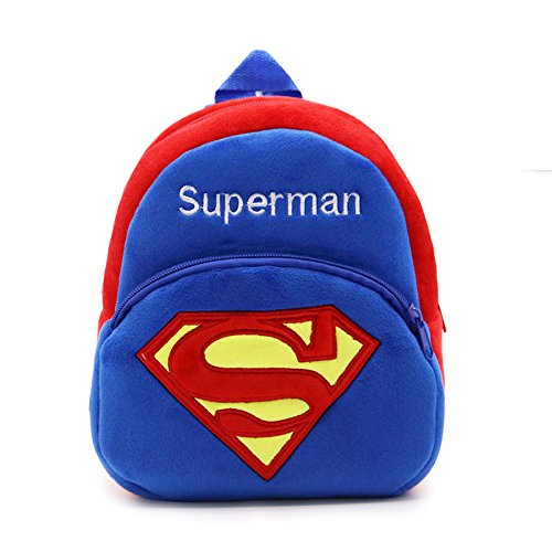 Superman Products : Tide Maker Kids Backpack Toddler School Bag Children Schoolbags Cute for Boys Girls (Superman)