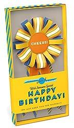 Knock Knock Happy Birthday Personal Award Paper Ribbon
