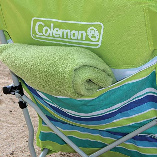 Coleman Camping Chair | Lightweight Utopia Breeze Beach Chair | Outdoor Chair with Low Profile 5