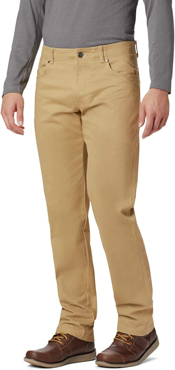 Columbia Men's Pilot Peak 5 Pocket Pant at  Men's Clothing store