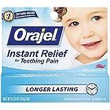 Orajel Medicated Baby Teeth, 0.33 oz