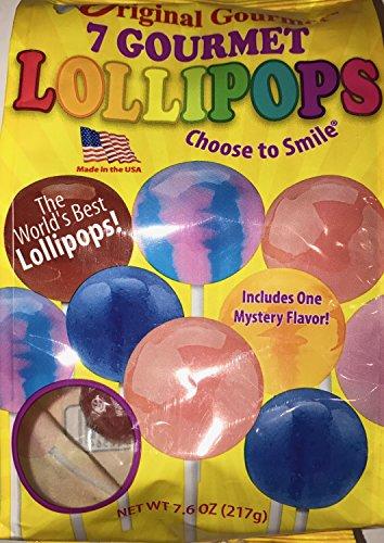 Original Gourmet Lollipops (Gourmet Lollipops)
