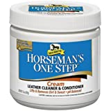 WF Young Absorbine Horseman's One Step Leather Cleaner and Conditioner