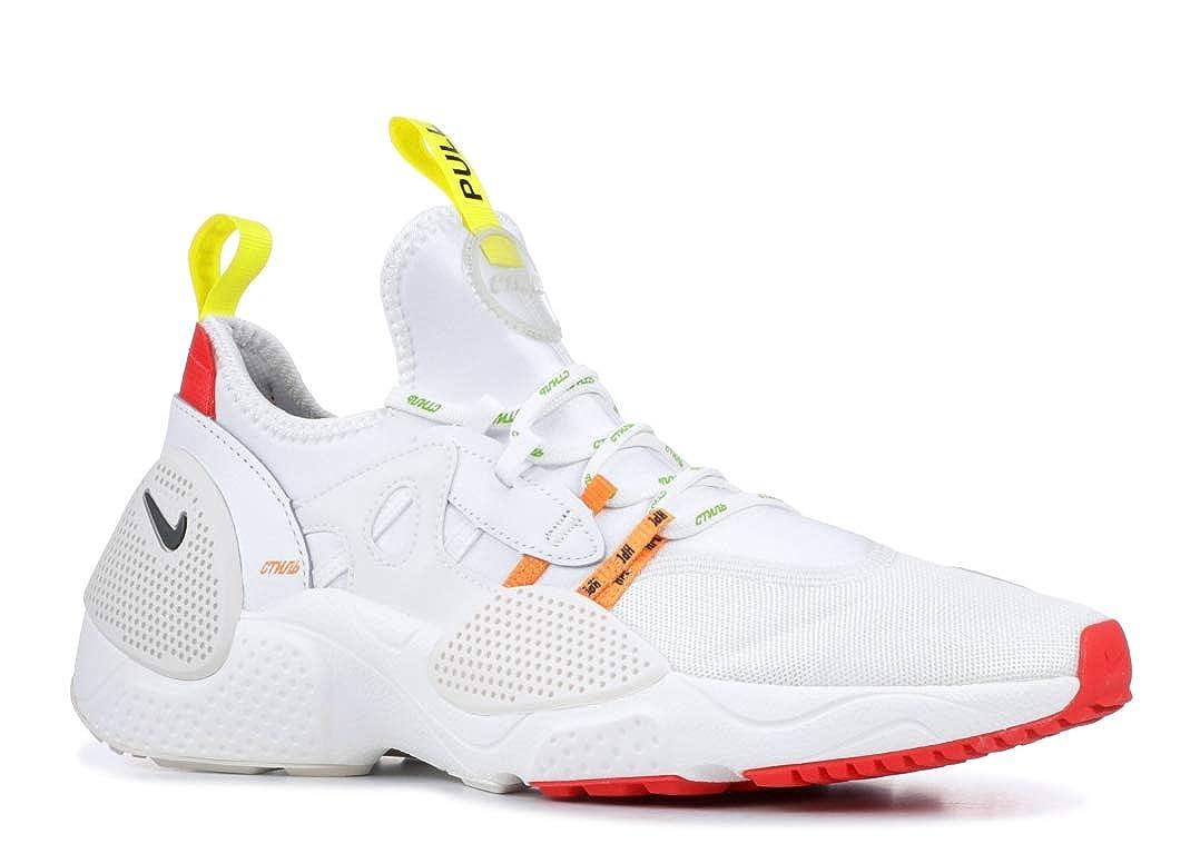 692565160162 Amazon.com  Nike Huarache E.D.G.E. Hp  Heron Preston  - Cd5779-100 - Size  10  Shoes