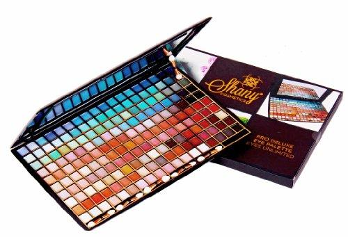 SHANY Kit fard à paupières professionnel, 180 couleurs, 180 grammes