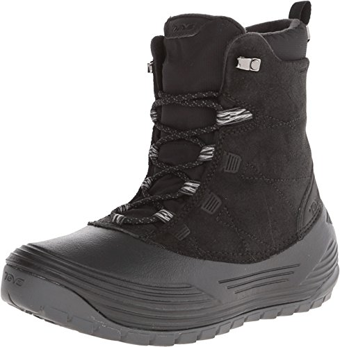 Teva Men's Highline Mid-Height Boot - Black - 11 D(M) US