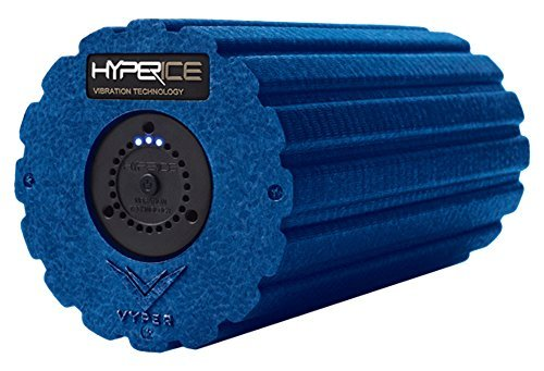 Hyperice Vyper - 3 Speed Vibrating Foam Roller for Muscles - Deep Tissue Massage...
