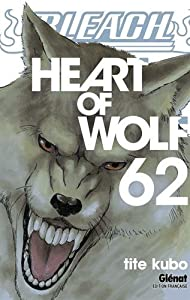 "Afficher ""Bleach n° 62<br /> Heart of wolf"""