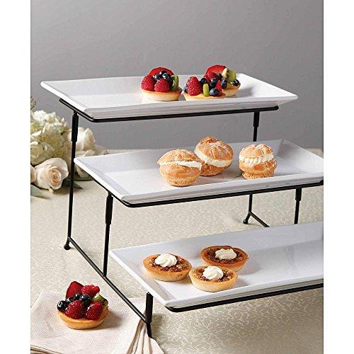 Rectangular Cake Stand Diy