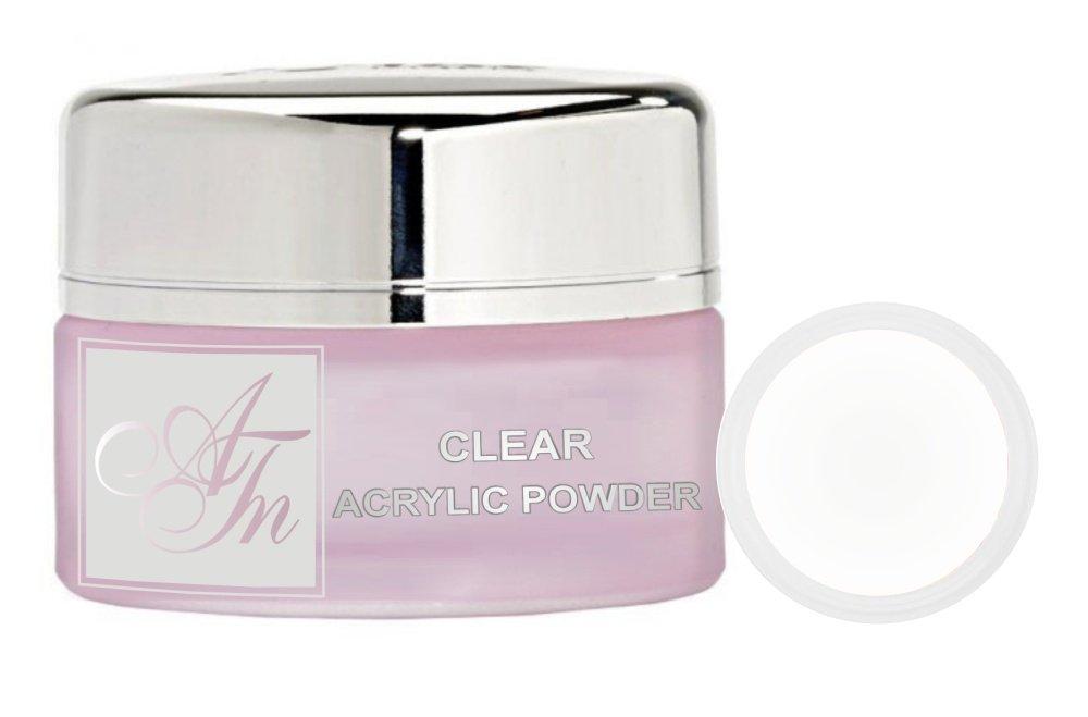 ATNails Nail Transparent Crystal Clear Acrylic Powder - 50g
