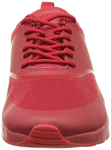 sale retailer d617f 26707 Nike Wmns Air Max Thea, Zapatillas de Deporte Para Mujer Rojo Gym Red   Gym  RedUniversity Red Nicekicks Comprar Venta Mejor Sale Wiki Para barato  Auténtico