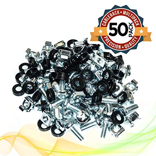 crew Kit M6 x 16mm Zinc Plated (50-Pack) ()
