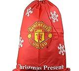 Manchester United Christmas Santa Sack