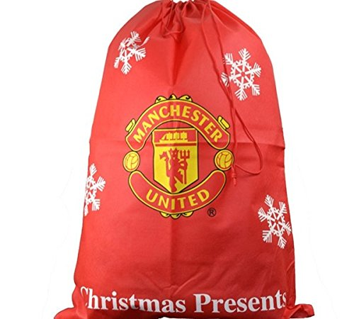 Manchester United Christmas Santa Sack by Manchester United F.C.
