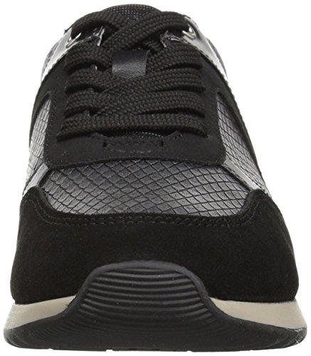 Deynna Women's 3 Geox Sneaker Black 5AHwpn0wq