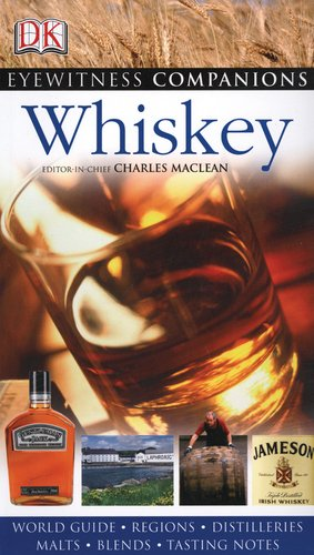 Eyewitness Companions: Whiskey (Eyewitness Companion Guides)