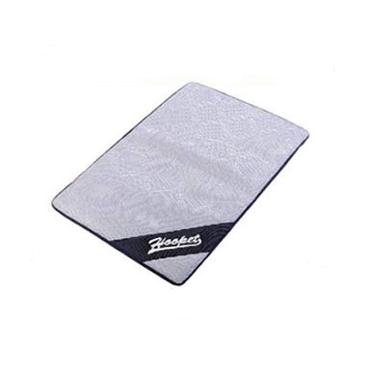 Light bluee S Light bluee S Hongyushanghang Dog Cooling Mattress Dog and Cat Bed Summer Cool Pad, Extra Large Non-Toxic, Non-Sticky, Skin-Friendly, Keeps The Pet Sleep Cool and Cushioned (Three colors S-XL) fine