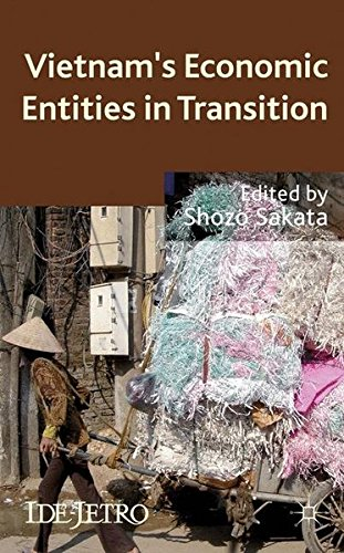 Vietnam's Economic Entities in Transition (IDE-JETRO Series) by Brand: Palgrave Macmillan