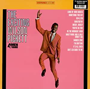 The Exciting Wilson Pickett (180 Gram Vinyl)