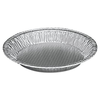 HFA 30535 Aluminum Pie Pan Dimensions 9 5/8-Inch Top out  sc 1 st  Amazon.com & Amazon.com: HFA 30535 Aluminum Pie Pan Dimensions: 9 5/8-Inch Top ...