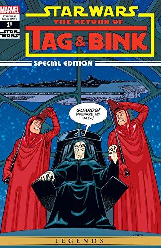 Star Wars: Tag & Bink II (2006) #1 (of 2)