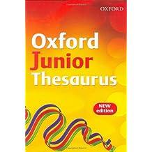 Oxford Junior Thesaurus 2007 by Sheila Dignen (2007-05-03)