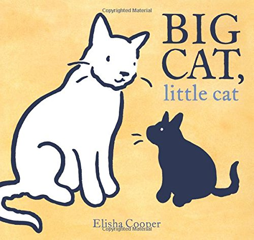 Book Cover: Big Cat, Little Cat