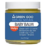Green Goo All-Natural Skin Care, Baby Balm, Jar, 4 Ounce