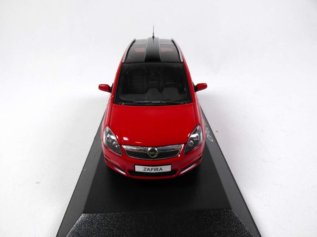 OP10 Opel Zafira B Minichamps 1//43 en Boite Opel