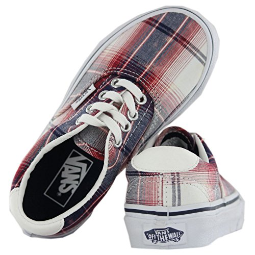 Vans zapatillas bebé bajo SD5F7X ERA 59 (C & L) rosso/blu/bianco
