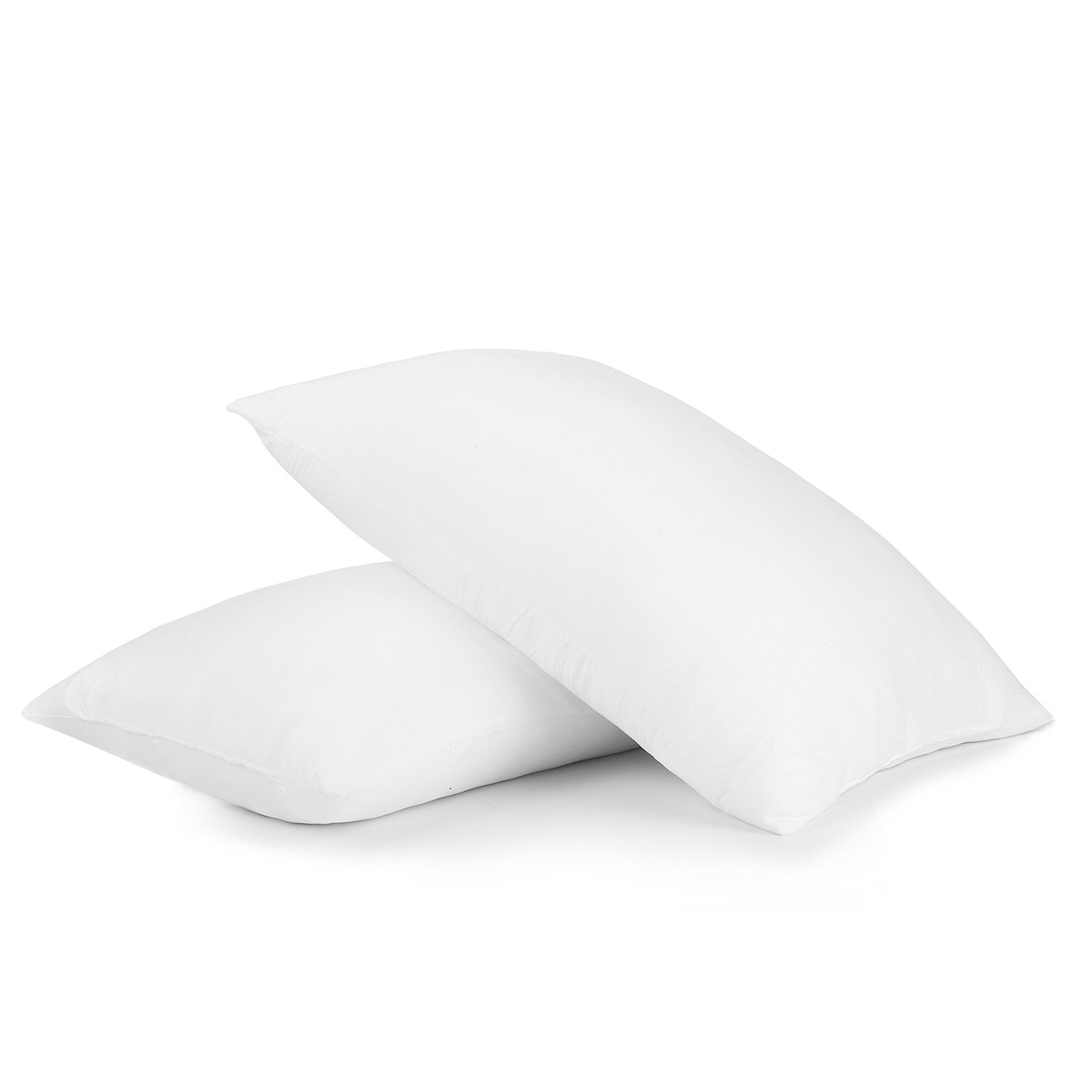 Acanva Hypoallergenic Soft Bed Pillows For Sleeping, Standard, 20'' x 26'', 2 Pack