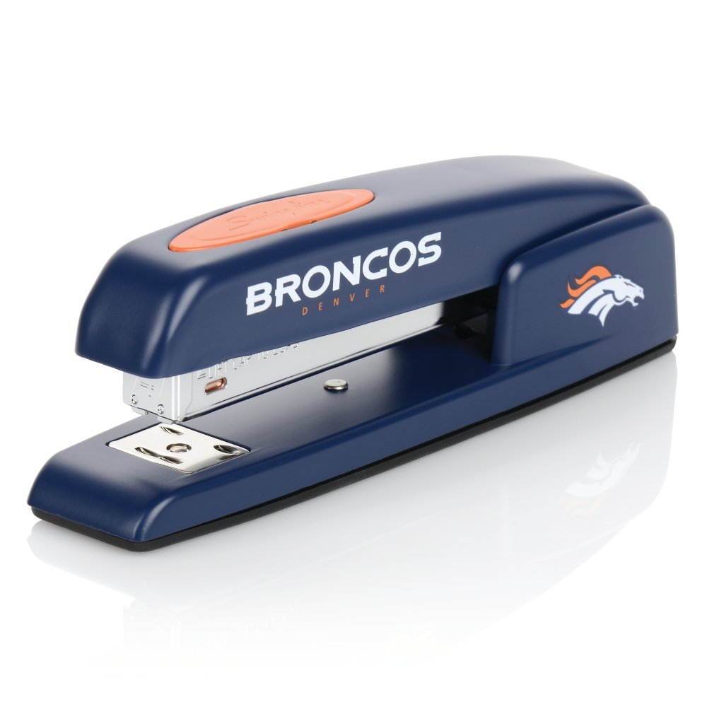 office supplies denver. Amazon.com : Denver Broncos Stapler, NFL, Swingline 747, Staples 25 Sheets (S7074064) Office Products Supplies T