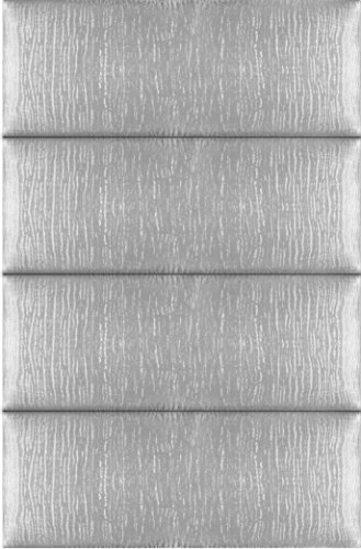 VANT Upholstered Wall Panels By Rectangle Shaped - Packs Of 4 - Pearl Silver - 30