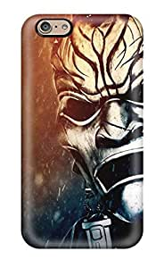 For Iphone 6 Phone Case Cover(k Wallpapers Art )(3D PC Soft Case)