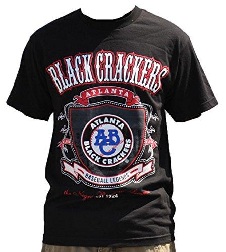 Big Boy Headgear NLBM Black Crackers Legends T-Shirt 2XL Black