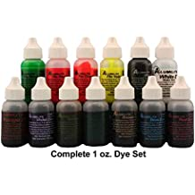 Alumilite Dyes 13 color set