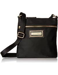 4 AJ Nylon Cross Body Bag